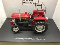 Universal hobbies 1/32 Massey Ferguson 135 Super Tractor Diecast Model UH5370