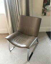 2 BoConcept Chairs in Taupe - Good condition
