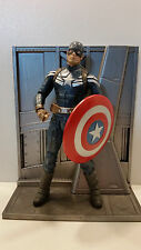 Marvel Select Captain America Winter Soldier loose Figure with base
