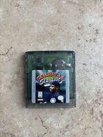 Ken Griffey Jr.'s Slugfest Nintendo Game Boy Color Game Pak Cartridge Tested