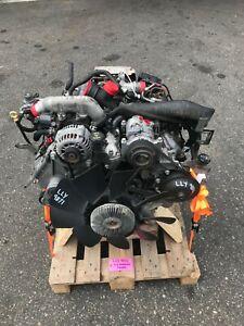 04 05 Chevrolet GMC 2500HD 3500HD DURAMAX 6.6 LLY COMPLETE ENGINE MOTOR 161K