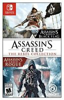 NEW Assassins Creed: The Rebel Collection (Nintendo Switch) Factory Sealed