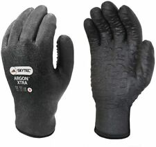 Skytec ARGON XTRA Thermal Gloves Grip Upto -50C Coral Coated PVC Safety Workwear