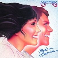 "CARPENTERS ""MADE IN AMERICA"" CD NEU"