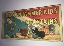 1934 The Katzenjammer Kids In The Mountains by H. H. Knerr