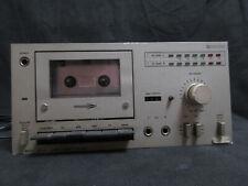 MBO Stereo Cassette Deck CD-i , ANTRIEB REINIGEN