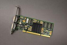 HP small 2-Port 4x Infiniband adaptador ab286-60101 qsfp mt50521d01 PCI-X
