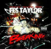 FES TAYLOR - THE BREAKING POINT NEW CD