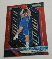 2018-19 Prizm Luka Doncic Ruby Wave Rc beautiful centering