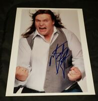 MEAT LOAF HAND SIGNED 8X10 AUTOGRAPHED PHOTO COA PROOF SINGER ACTOR