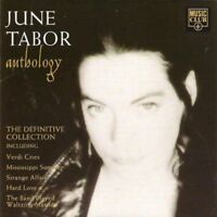 JUNE TABOR anthology (CD, compilation, 1993) best of, folk, very good condition