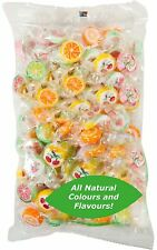 (1000g=11,98€) Rocks Nostalgie Bonbons - Frucht Bonbons - 500 Gramm