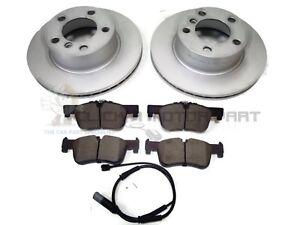 BMW 118d E82 2.0 d 118 141 Drivetec Front Brake Pads 292mm For Vented Discs