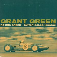 Grant Green - Racing Green (2 x CD) Guitar Solos 1959-1962 (New & Sealed)