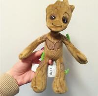 "Disney Store  Baby Groot Plush Guardians of the Galaxy Vol. 2 Small 9"" Toy"