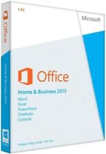 Microsoft Office 2013 Home and Business Lizenzschlüssel + Intenso USB Stick 8GB