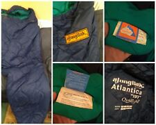 Ajungilak sleeping bag Atlantica 190 camping bushcraft wild camping