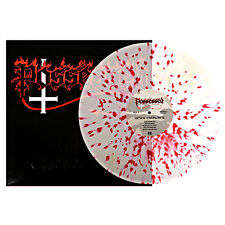 Possessed , Seven Churches (Vinyl Limited Edition_Reissue_Clear / Red Splatter)
