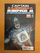 Captain America 5  NM+ (May 2013) **1:50 JUNG-GEUN YOON VARIANT COVER**CGC IT!*