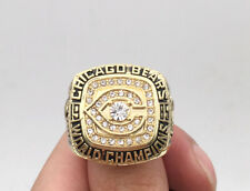 1985 Chicago Bears Championship Ring Fan Gift !!