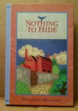 PATCHWORK MYSTERIES #16 NOTHING TO HIDE BY SUSAN PAGE DAVIS GUIDEPOSTS