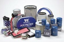 WESFIL Air Oil Fuel Filter Kit - for Toyota Hilux TGN16R 2TR-FE 2.7L 4/05-on