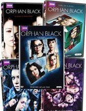 Orphan Black: Complete TV Series Seasons 1-5 DVD Set