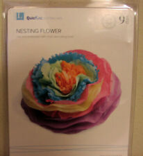 NESTING FLOWER EPIC REVOLUTION DIE QUICKUTZ lifestyle craft 9 Dies!!