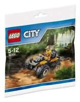 LEGO® CITY - 30355 Dschungel Quad - POLYBAG - NEU / OVP
