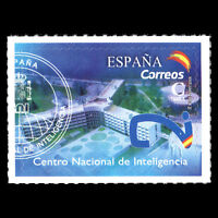 Spain 2018 - National Intelligence Centre Architecture - MNH