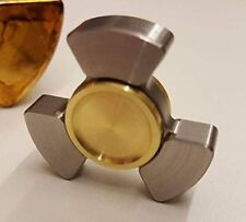 The Original Steampunk Phat Boy Nano Fidget Spinner - Stainless Steel