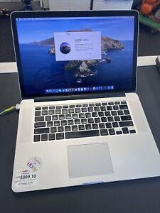 """APPLE 15"""" MacBook Pro 2013, 16GB RAM, Core i7, 500GB SSD, Retina display"""