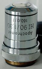 objectif, objective, microscope, mikroskop Apo Zeiss Jena
