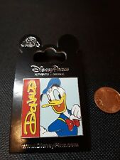 Disney Pin Badge Donald Duck