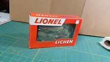 "RARE Vintage 1960 Lionel Trains Lichen 971 ""No Weight"" Box w/ Contents Accessory"