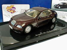 "AUTOart 50922 - Bugatti EB 118 Baujahr 2000 "" Dark-red-metallic "" 1:43 TOP"
