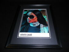 2015 Roberto Cavalli Eyewear Framed 11x14 ORIGINAL Advertisement