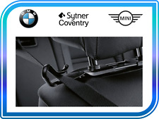 BMW Genuine Headrest Seat Belt Holders Set Left And Right 52302208036