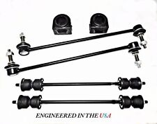 6PC FRONT&REAR Stabilizer Sway Bar Links GMC Acadia Chevy Traverse Outlook