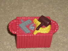 Fisher Price Little People Noah Ark Pink Tool Crate