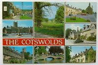 The Cotswolds Broadway Stanton Burford Stow-on-the-Wold Postcard (P265)