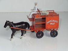 moko lesney matchbox HORSE DRAWN MILK FLOAT