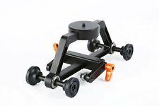 Movo Photo MV-TD Camera Sliding Platform Dolly for the T150 Camera Track Slider