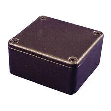 Hammond pressofusione di ALLUMINIO Enclosure 1550 NERO 60x55x30mm Project CASE BOX