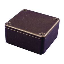 Hammond Diecast Carcasa De Aluminio 1550 Negro 60x55x30mm proyecto Funda Caja