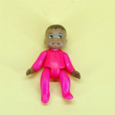 """Fisher Price Loving Family Dollhouse People BABY 2.5"""" OLD #W1"""