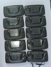 10 x Sega Game Gear Handheld Konsole Restposten Großhandel