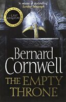 The Empty Throne (The Last Kingdom Series, Book 8) by Cornwell, Bernard Book The