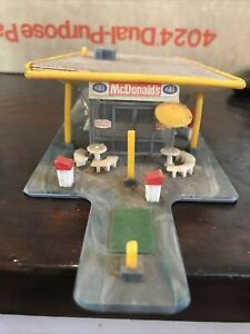 Life Like USA McDonald's HO SCALE BUILDING KIT