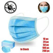 10/20/50/100/200PCS Face Mask Outdoor Anti Haze Air Purifying Respirator